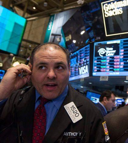 Wall Street y BMV cierran al alza