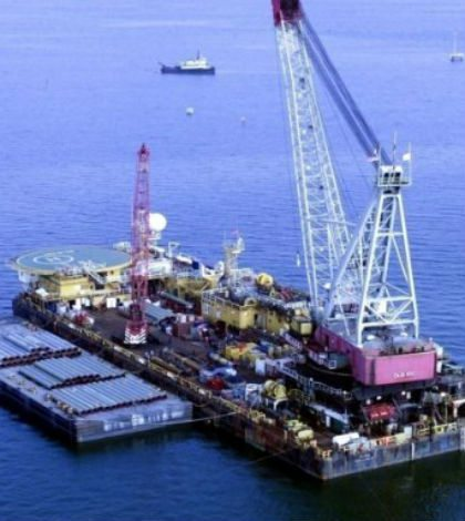Grupo Alemán desiste de comprar Oceanografía