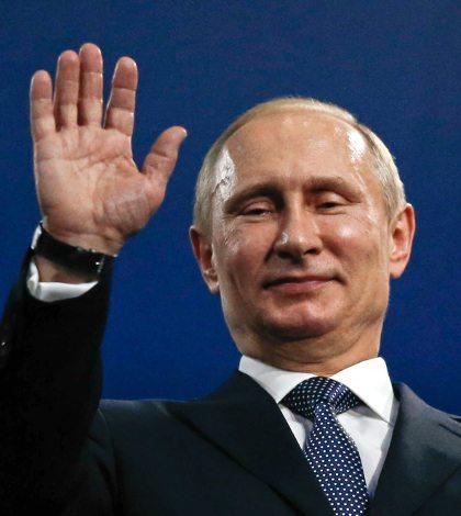 Putin, nominado a Nobel de la Paz