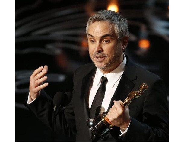 Cuarón y Gravity se imponen en la 86 entrega de los Oscar