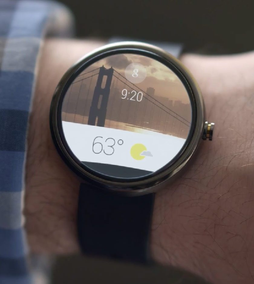 Android anuncia su OS para wearables