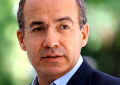 Felipe Calderón estrena trabajo en filial de Iberdrola