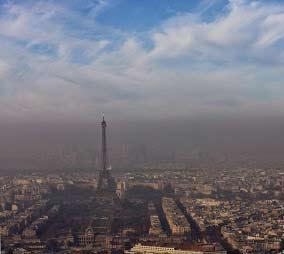 París planea impedir circulación de automóviles de gasolina