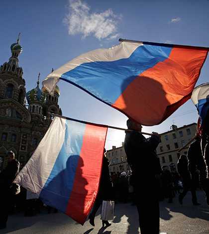 Maria Butina, agente rusa, se reunió con altos cargos de la FED y el Tesoro en 2015