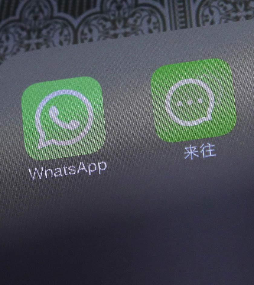 China busca posibles violaciones a sus redes sociales