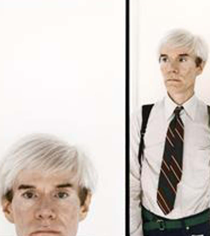 Andy Warhol reaparece en el mundo del arte