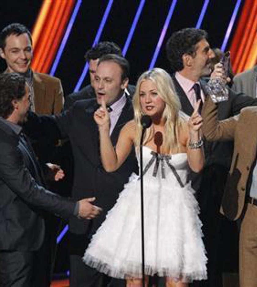 China censura 'The Big Bang Theory'