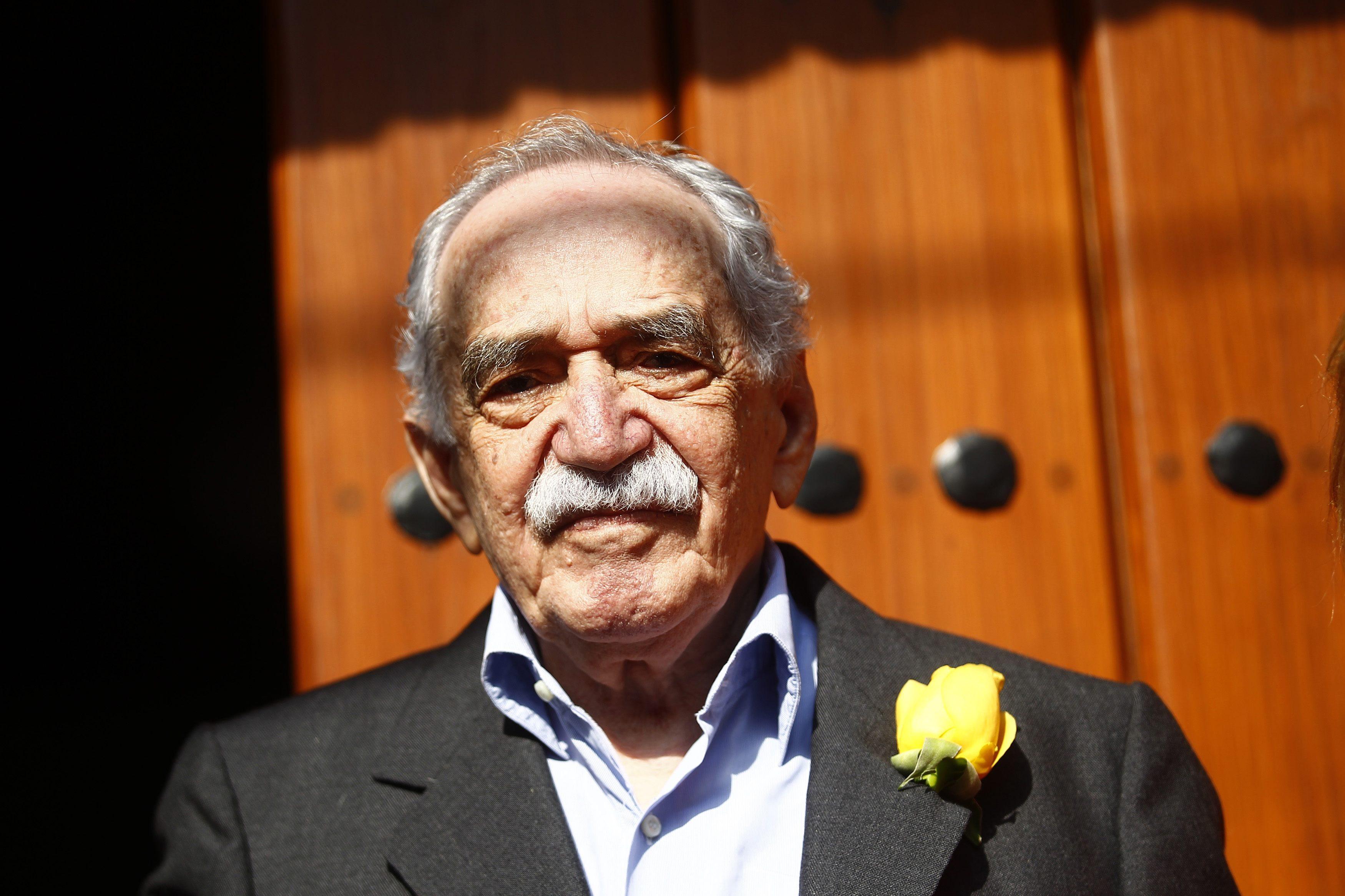 Restos de Gabriel García Márquez regresarán a Colombia