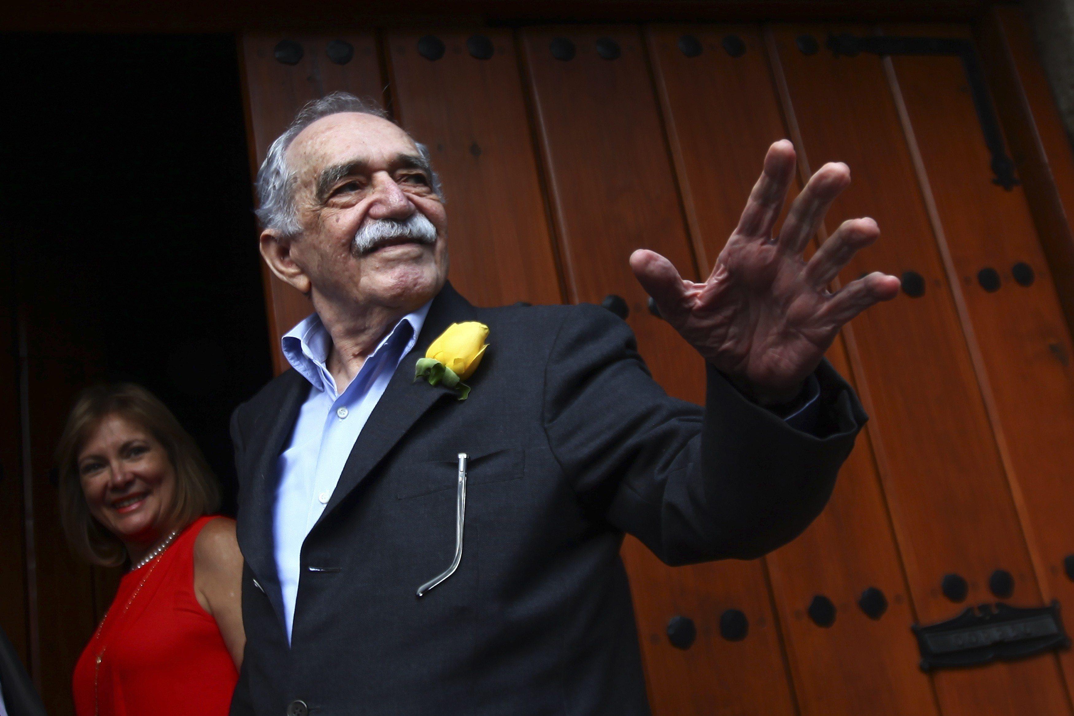 'Gabo' se va y nos condena a 100 años de soledad