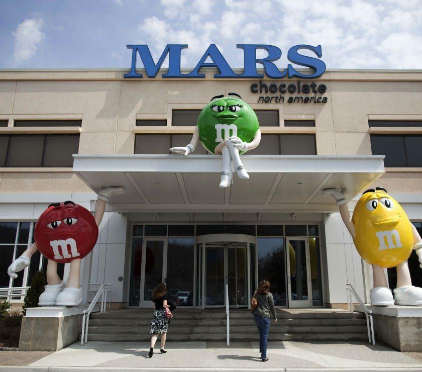 Mars: de los M&M's a la apuesta por la energía verde