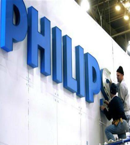 Philips compra a Volcano por 1,200 mdd