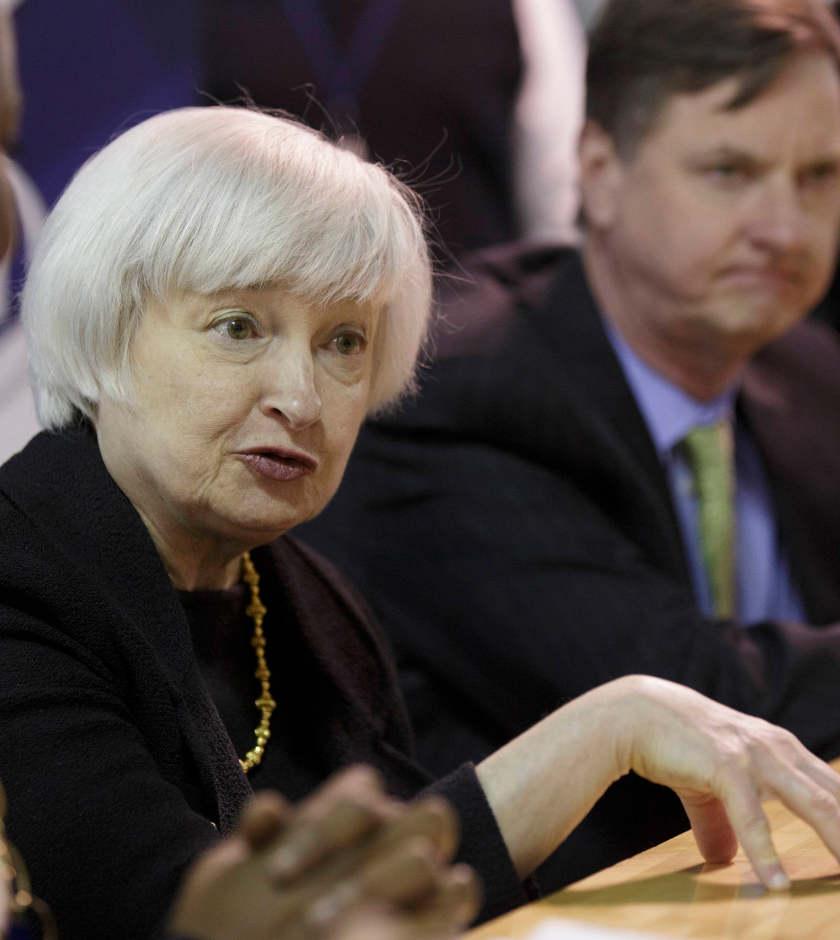 Mercado laboral sigue frenando a EU: Yellen