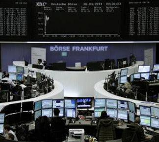 AstraZeneca y Deutsche Bank arrastran a bolsas europeas