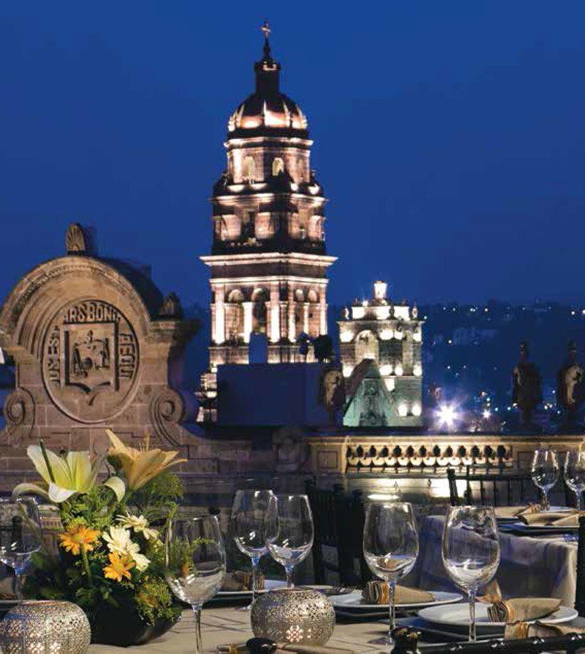 Hotel Casa Grande Morelia Donde Duermen Las Estrellas