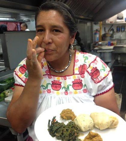 Corazón de Maguey, una puerta a la cocina purépecha