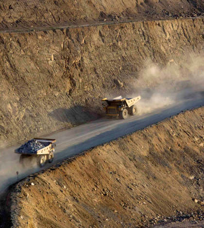 Producción de plata de Fresnillo se mantiene estable