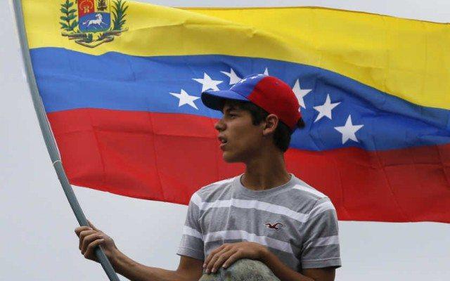 Protestas en Venezuela (Foto: Reuters)