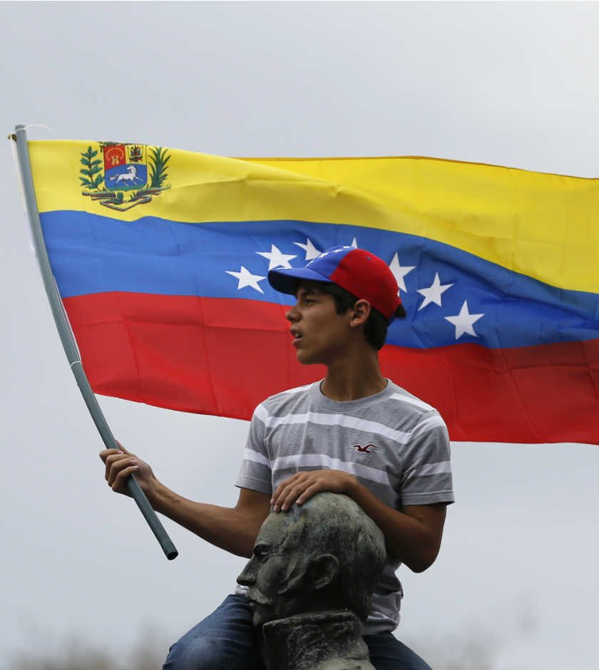 RD se suma a los países que reconocen la presidencia de Guaidó