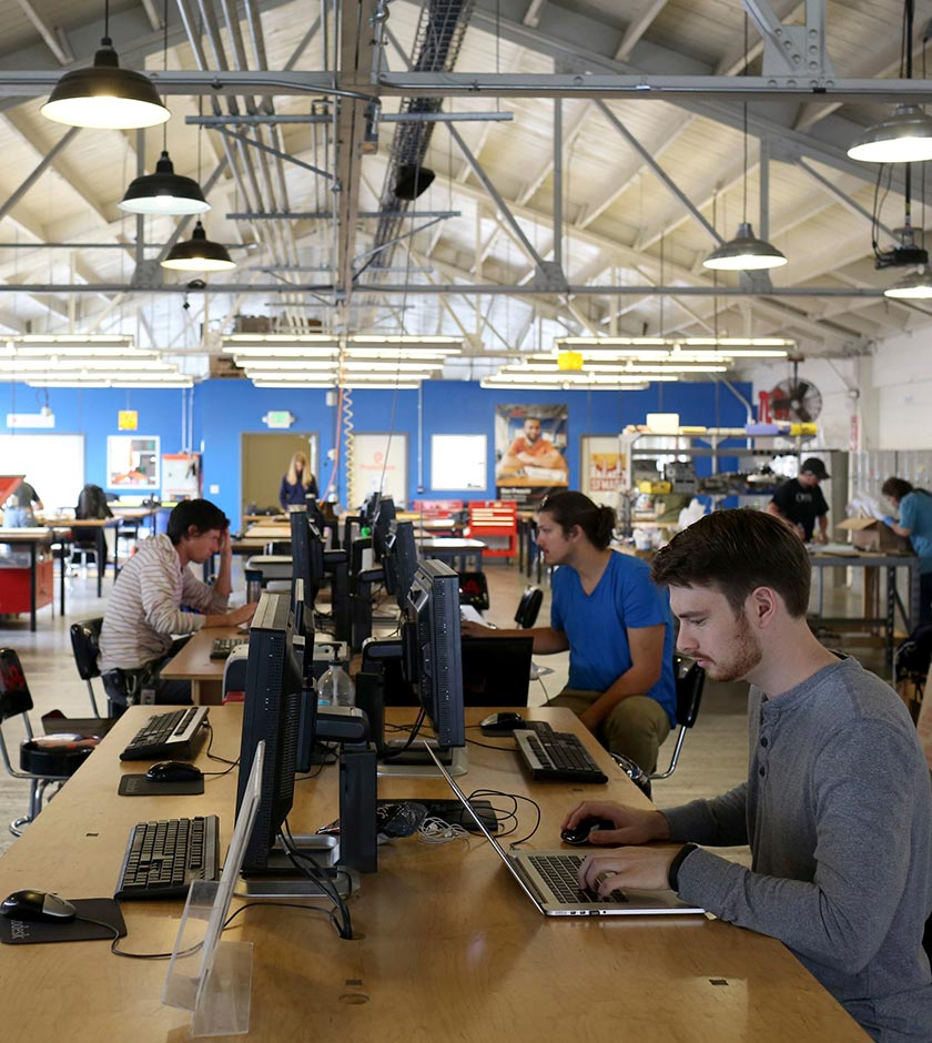 Menú de estrategias de las empresas y cambio tecnológico