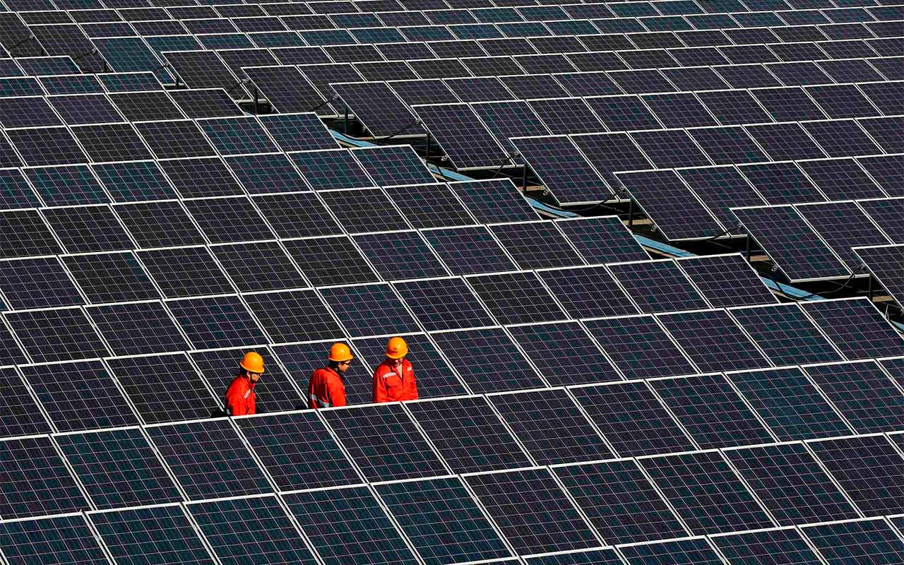 A la revolución de energía renovable nada la detiene