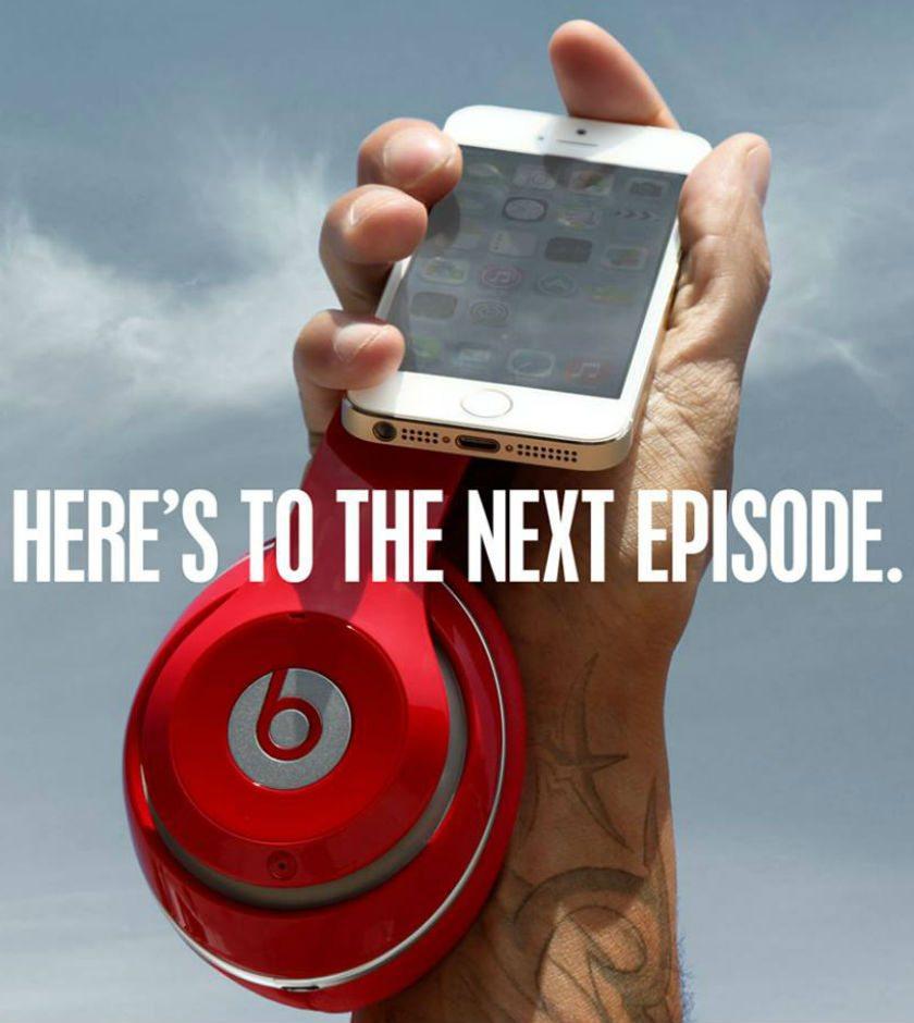 Apple formaliza compra de Beats por 3,000 mdd