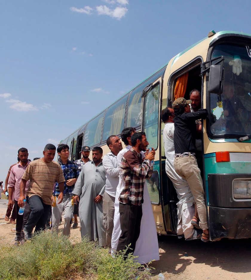 Conflictos desplazan a 50 millones de personas en 2013: ONU