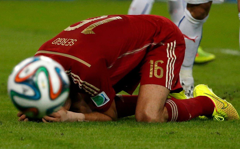 Escándalo podría dejar a España fuera del Mundial 2018