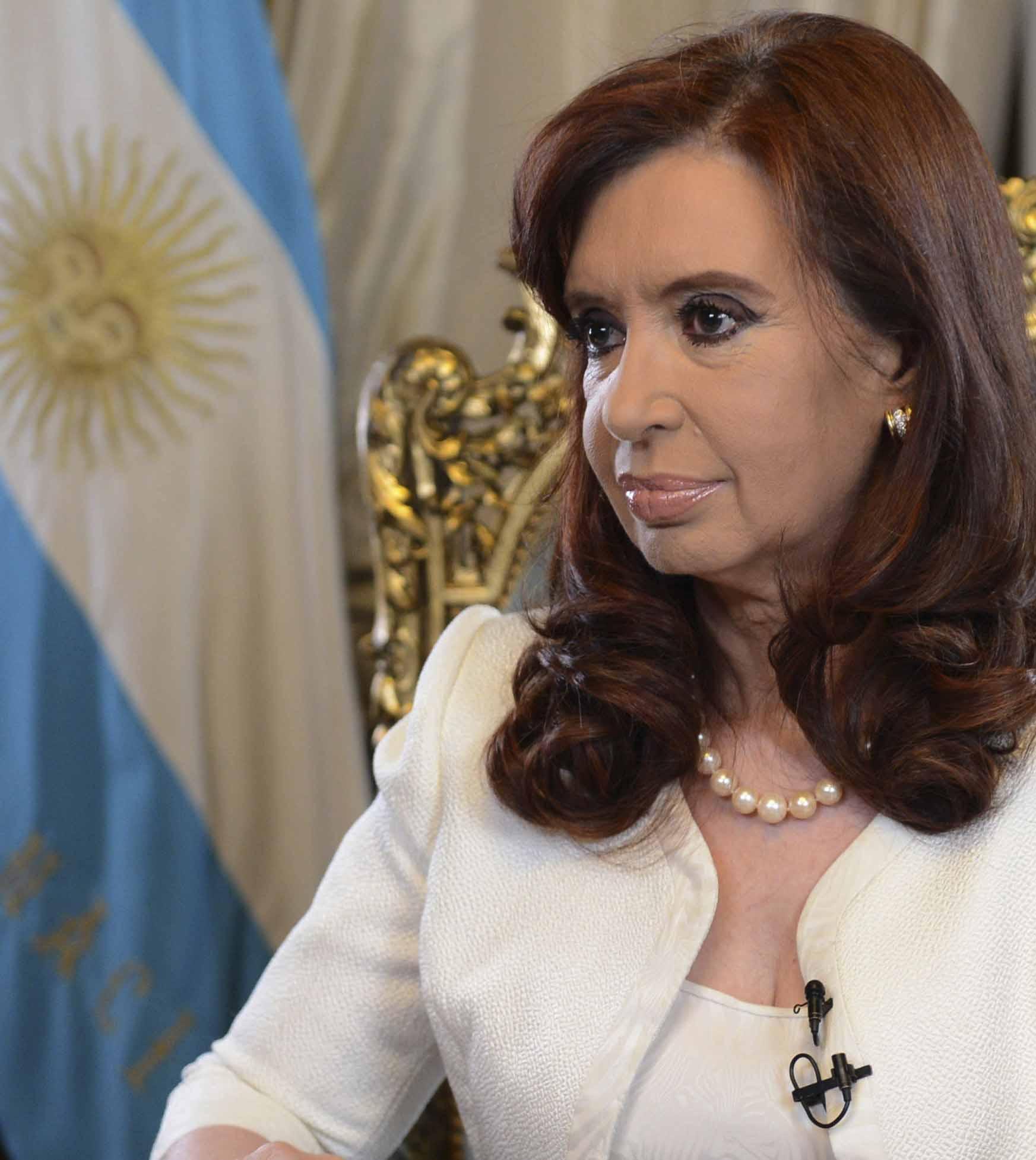 Primer juicio contra Cristina Fernández inicia el 26 de febrero
