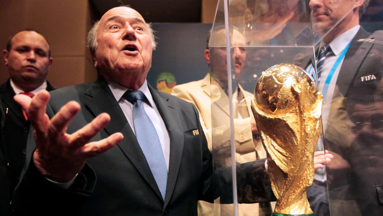 10 frases polémicas de Joseph Blatter al frente de la FIFA