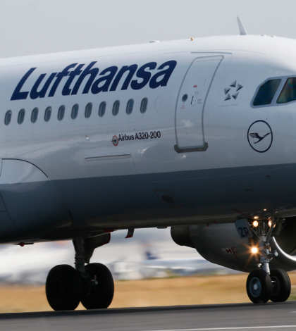 Lufthansa lanza vuelo entre Fráncfort y San José