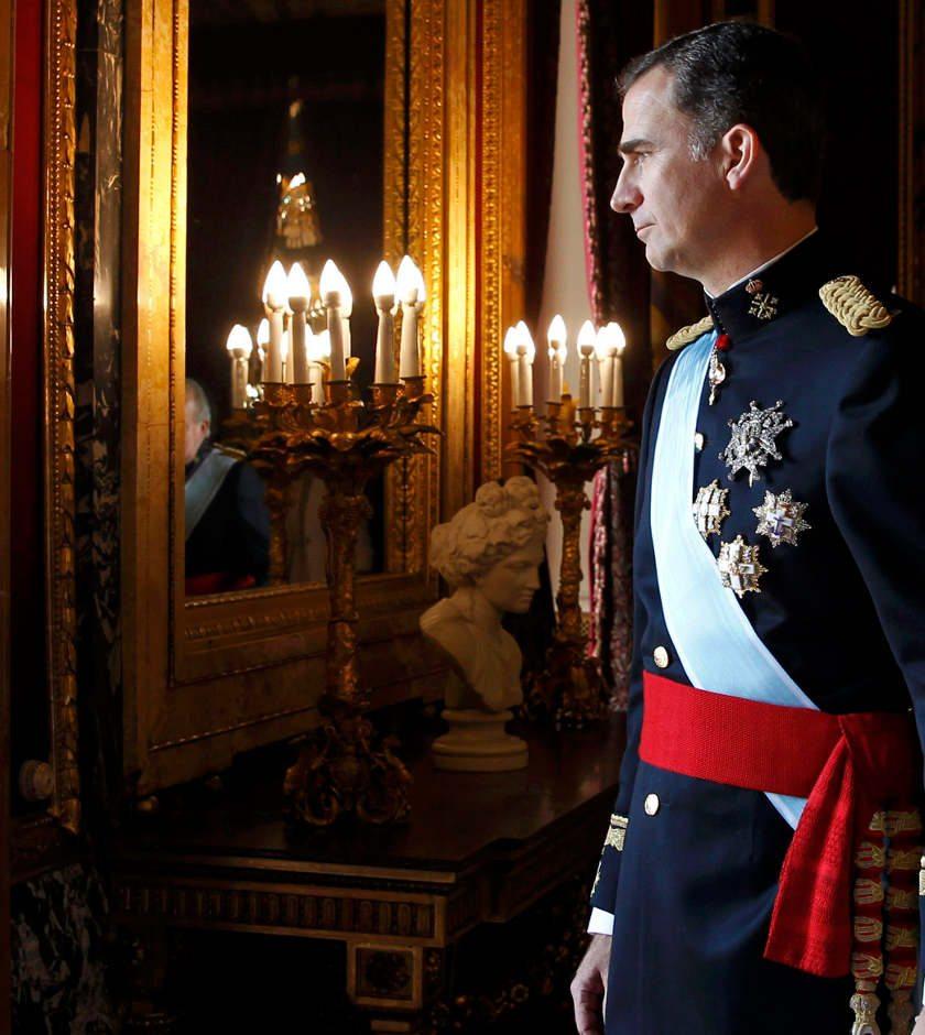 España tiene nuevo rey, Felipe VI asciende al trono