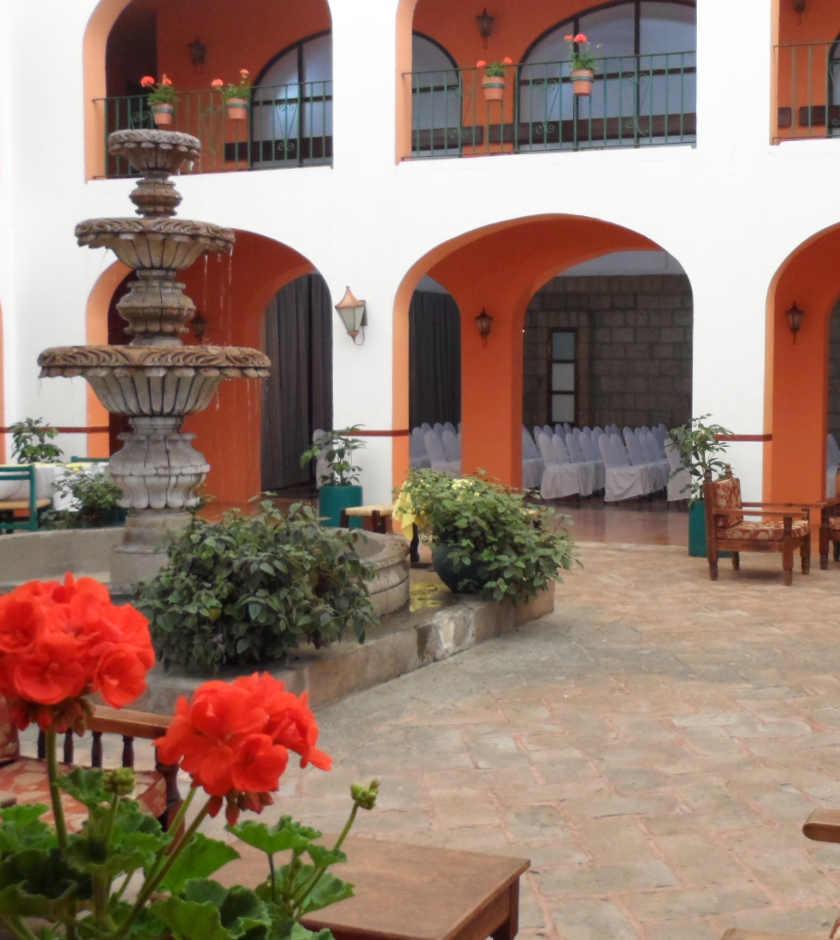 Inauguran en Querétaro el primer Hotel-Escuela