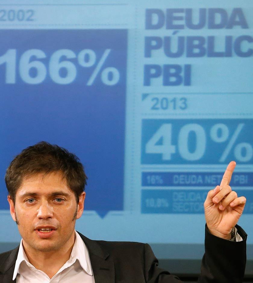 Argentina descarta de nuevo negociar con fondos 'buitre'