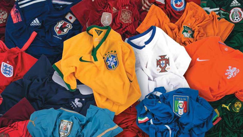 Las camisetas más valiosas del Mundial • Forbes México 9836de92138c9