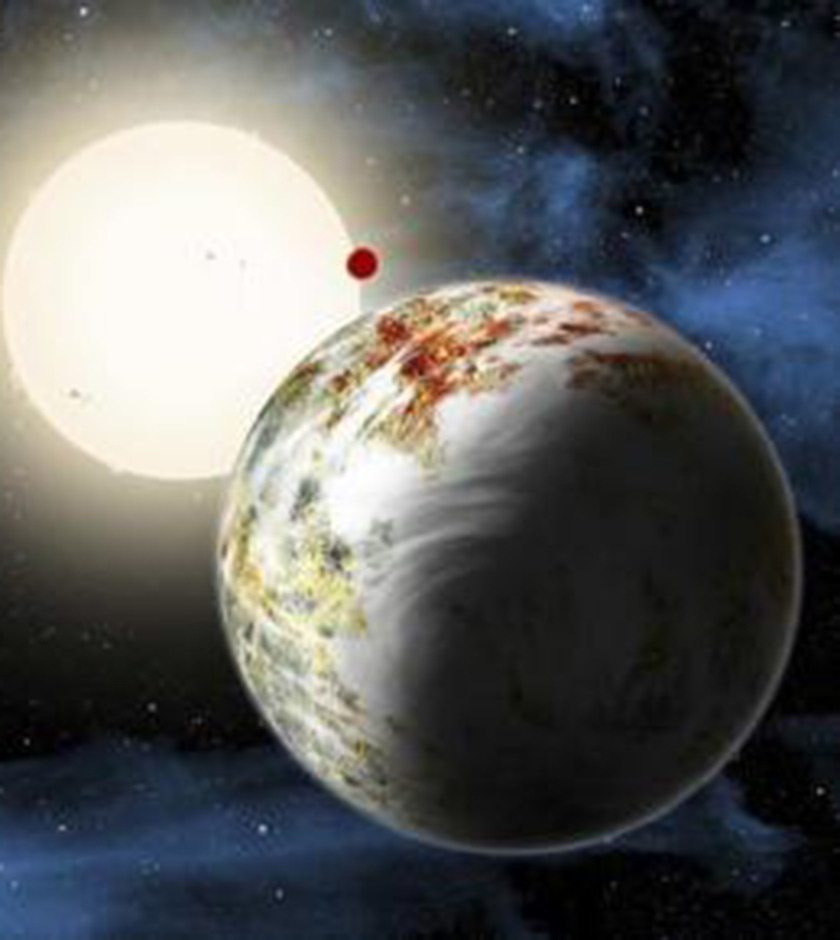 Astrónomos descubren planeta que podría albergar vida