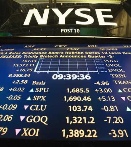 Mercados abren erráticos