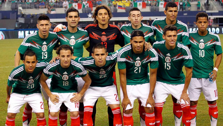 Resultado de imagen para seleccion mexicana