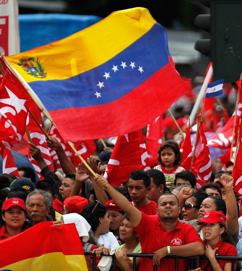 Oposición desconoce resultados en elecciones venezolanas