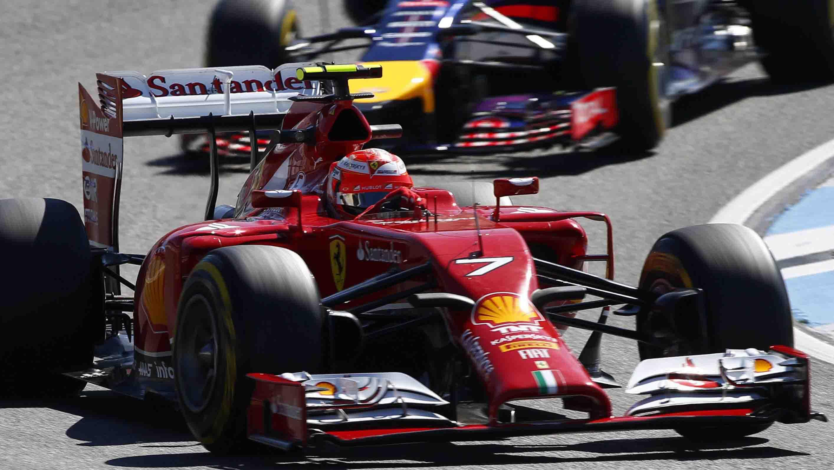 CEO de Fiat será jefe de la escudería Ferrari