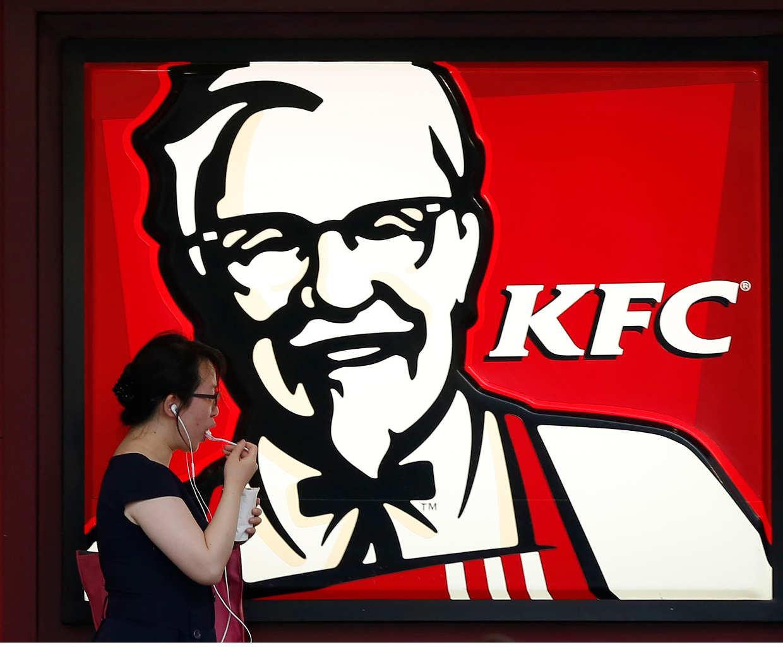Ventas de KFC crecen 9% en 2020 gracias a la digitalización