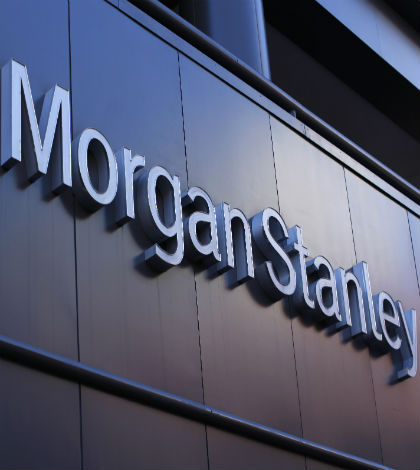 Morgan Stanley supera estimaciones de ganancias