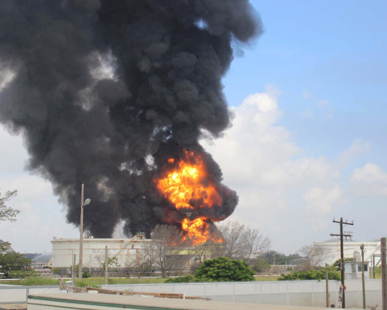 Pérdidas de Pemex por incendios rondan los 780 mdd