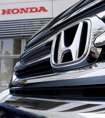 Honda llamará a 135,000 vehículos a revisión