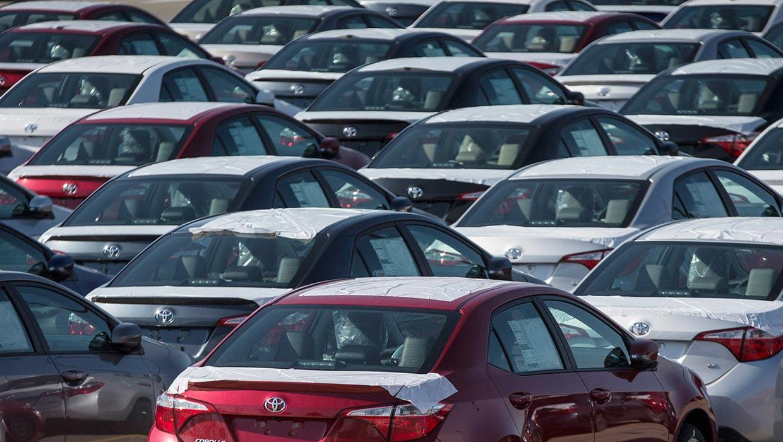 Sector automotriz fabricó más de 290,000 vehículos en abril
