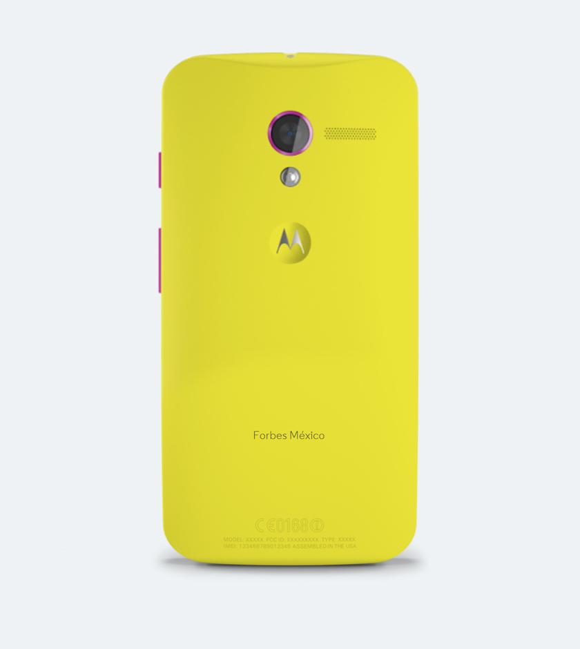 Motorola lanza su personalizador de Moto X en México