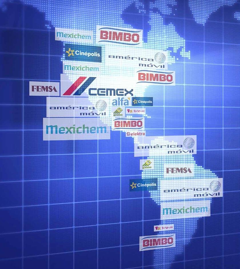 Las 10 Empresas Mexicanas M 225 S Multinacionales Forbes Mexico