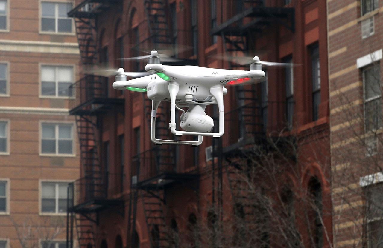 Programa piloto para utilizar drones en EU excluye a Amazon y DJI