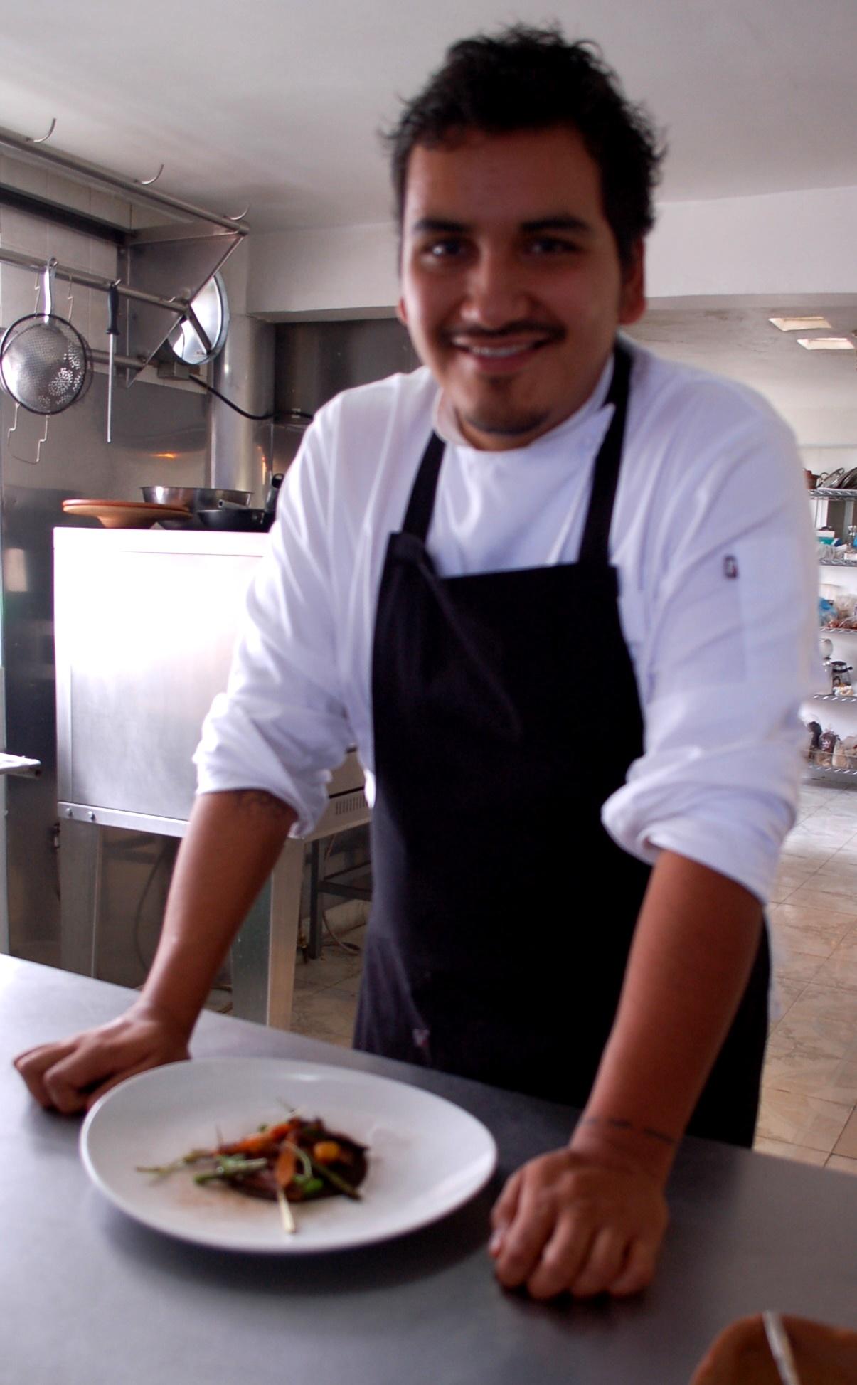 Evoka, cocina tlaxcalteca contemporánea