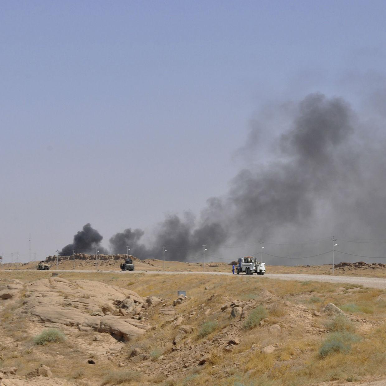 """EU lanza """"la madre de todas las bombas"""" contra ISIS en Afganistán"""