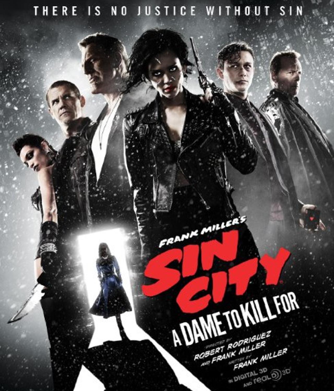 'Sin City' regresa a la pantalla grande